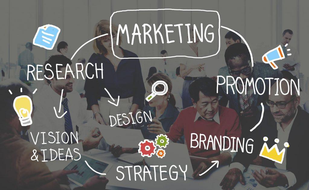 Aushilfe für Marketing gesucht